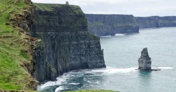 Утесы Мохер в графстве Клэр, Ирландия.