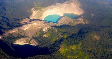 Келимуту — национальный парк в Индонезии