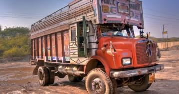 Транспорт в городе Агра