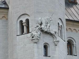 Замок Нойшванштайн - жемчужина Баварских Альп (https://www.flickr.com/photos/cleverboy68/)