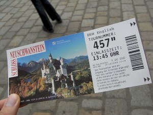 Замок Нойшванштайн - жемчужина Баварских Альп (https://www.flickr.com/photos/isriya/)