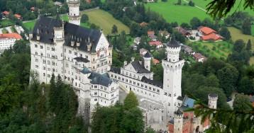 Замок Нойшванштайн — жемчужина Баварских Альп