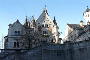 Замок Нойшванштайн - жемчужина Баварских Альп (https://www.flickr.com/photos/rietje/)