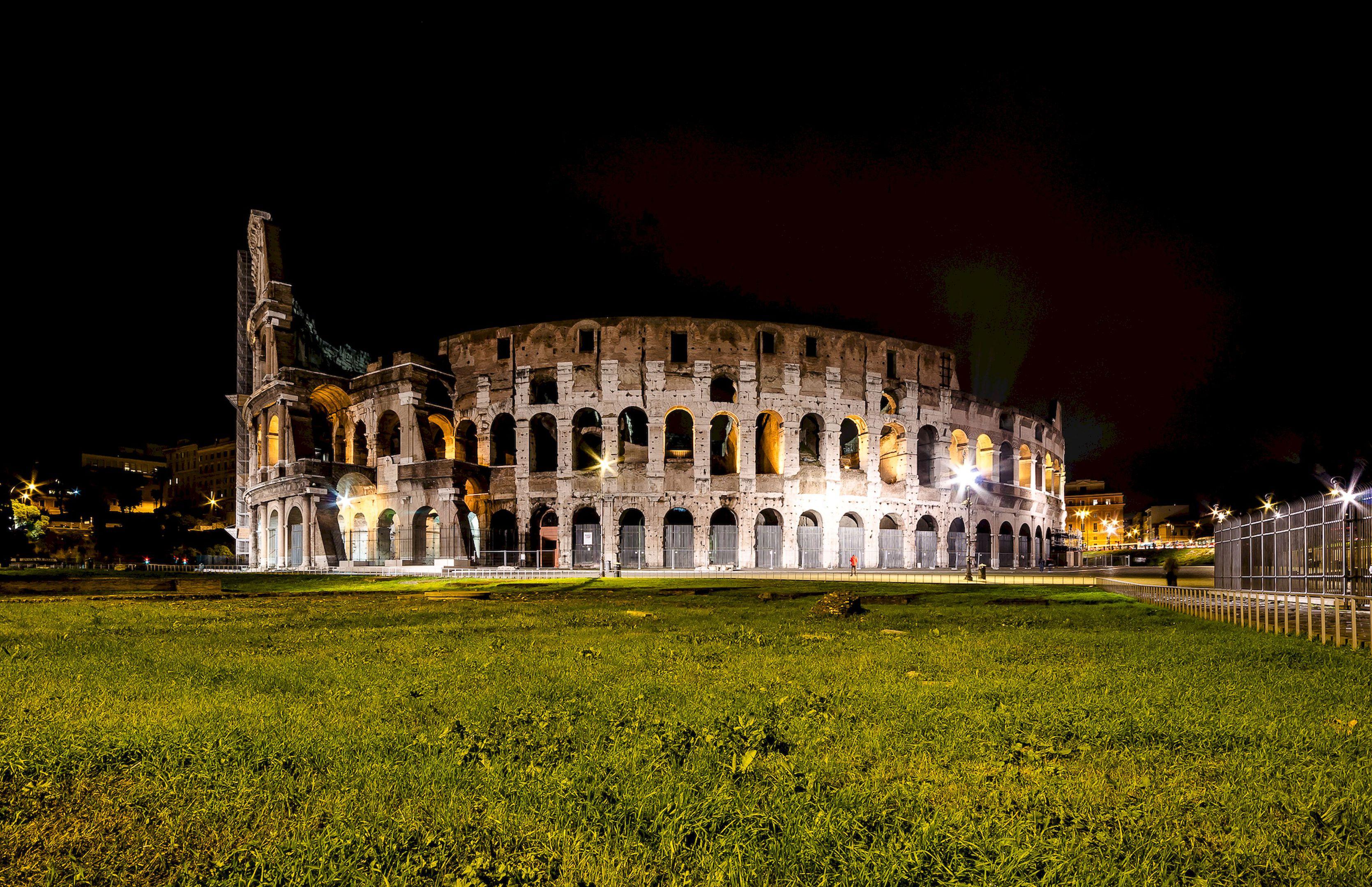 Колизей — символ величия Римской Империи